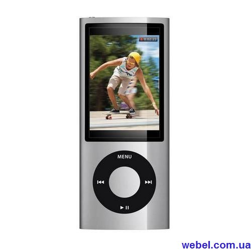 Apple iPOD Nano 5Gen 8 GB Silver -