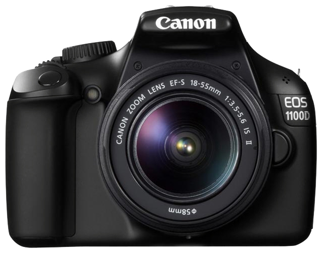Canon EOS 1100D 18-55 DC III KIT