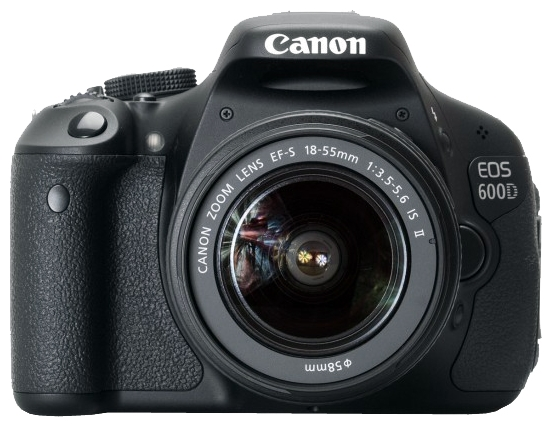 Canon EOS 600D EF-S18-55IS Kit