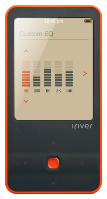 Iriver E300 4Gb Black