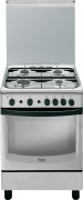 Плита Hotpoint-Ariston CG 64S G1 (W)
